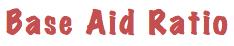 Base Aid Ratio